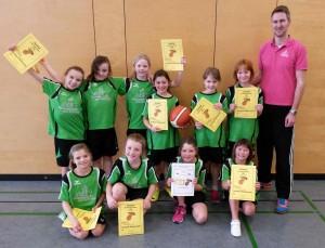 KM Basketball 2016 - Mädchen Platz 3_hp