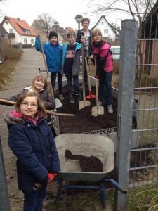 Garten AG Kompost