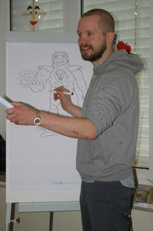 Paul Paetzel, Illustrator